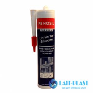 Герметик Penosilуниверсальный силиконовыйпрозрачный