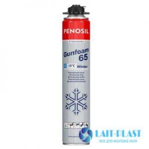 Монтажная пена Penosil Standart 65 зима