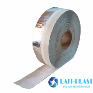 Купить лента металлизированная для внутреннего шва 100 мм