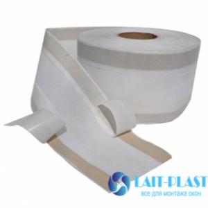 Купить лента диффузионная для внешнего шва 150 мм
