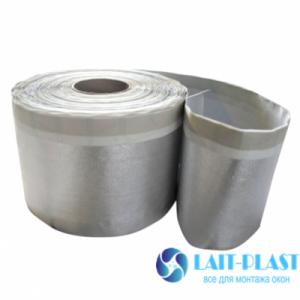 Купить лента металлизированная для внутреннего шва 150 мм