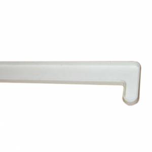 Купить торцевая заглушка на подоконник Elex 600 мм белая